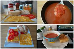 \ Back-to-School Shortcut Meal Idea- Spicy Tomato Soup & Grilled Cheese w/ @Walmart #CampbellsShortcutMeals #ad