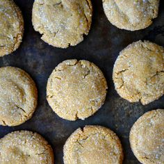 Celebrate the holiday season with a quick and easy recipe for Soft and Chewy Ginger Cookies.