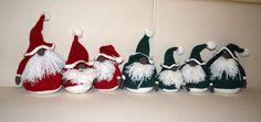 Ruth´s Kreativideen: Weihnachts-Häkeln!
