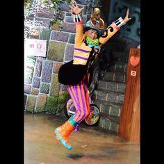しっちージャンプ  意外にも撮れててよかった #七田一暢 さんの#音楽の精  #ピューロフェアリーズ #miraclegiftparade #ミラクルギフトパレード #puroland #kawaii  #ピューロランド #ピューロランドダンサー #ピューロダンサー #nikon #d3300 #puro25th  撮影:2016.06.26 D3300, The 4, Capri Pants, Instagram Posts, Fashion, Moda, Capri Trousers, Fashion Styles, Fashion Illustrations