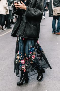 The Magnificent London - Street Style #LFW / Día 1.