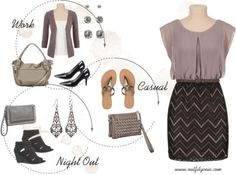 Outfits for another Jessica (Jessica D.J.)
