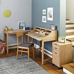 Buy John Lewis Loft Office Furniture, Oak Online at johnlewis.com