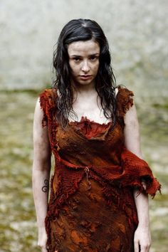 Day Favorite Love Interest for Merlin: Freya.her story is so heart breaking, and I feel like her death started a spiral of grief for Merlin during Series 2 Merlin Tv Series, Merlin Cast, Bbc Tv Series, Merlin And Arthur, King Arthur, Laura Donnelly, Merlin Colin Morgan, Merlin, Red Riding Hood