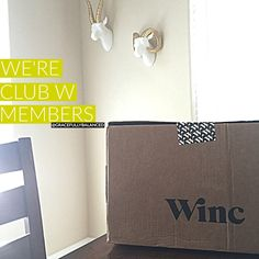 Club W: Month One Review   Last month we became Club W members.  I had seen people in the past post about websites that they could become members of to select unique wines from or even have bottles based on their tastes delivered to them directly but never took the steps to look into it further.  But one random Friday night about a month ago Nate saw an ad on Facebook & we finally pulled the trigger.  We filled out a flavor profile.  Checked out the recommended options.  Made our selections…
