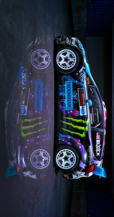 2015 Ken Block& Ford Fiesta, enhanced by Keely VonMonski (°!°) 2015 Ken Block& Ford Fiesta, enhanced by Keely VonMonski Ken Block, Carros Audi, Carros Lamborghini, Tuner Cars, Jdm Cars, Weird Cars, Cool Cars, Ford Motorsport, Street Racing Cars
