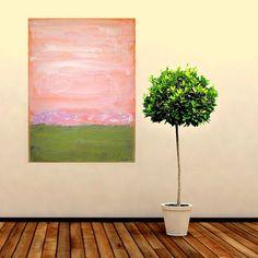 FAIRY TALE  30x40 Original Ora Birenbaum Abstract by orabirenbaum, $285.00