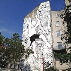Nouvelles Peintures murales dans les Rues d'Italie par Millo (3)