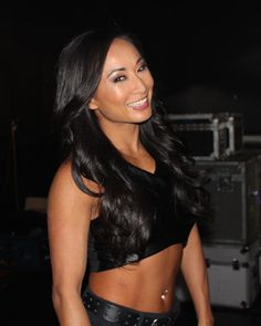 Behind the Scenes with Gail Kim