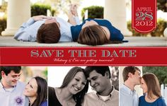 Lindsay!  I might be in need of your Save the Date services :)