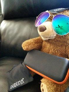Duduma Premium Classic Sunglasses with Metal Frame Protection Funny Sunglasses, Mirrored Aviator Sunglasses, Funny Images, Lens, Smoke, Amazon, Frame, Clothing, Stuff To Buy
