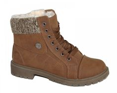 Gordon Jack Ice Ankle Boot Brown