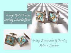 (11) Astra's Shadow (@AstrasShadow) | Twitter Sterling Silver Cufflinks, Sterling Jewelry, Twitter Tweets, Vintage Cufflinks, Costume Jewelry, Handmade, Accessories, Hand Made, Fashion Jewelry