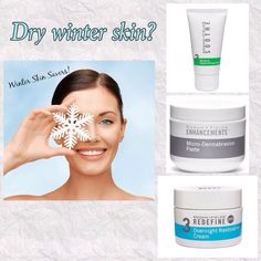 Lack of hydration in the winter can result in dry and cracked skin. These 3 products are winter must-haves and are available both in Canada and the US! www.sheabookout.myrandf.com
