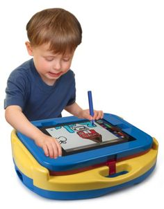 CTA Digital Kids Drawing and Activity Case for iPad