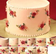 http://cakegeek.co.uk/index.php/vintage-floral-cake-tutorial/