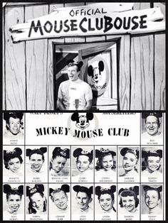 ON THIS DATE IN the Mickey Mouse Club debuted. This show introduced audiences to some of the brightest young smiles on TV. My Childhood Memories, Sweet Memories, Original Mickey Mouse Club, Annette Funicello, Old Time Radio, The Lone Ranger, Old Shows, Vintage Tv, Old Tv