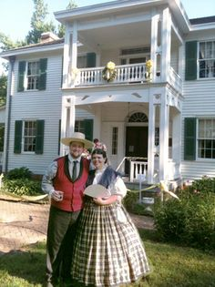 The Historic George Murrell Home In Park Hill Oklahoma Will Hold Its Nineteenth Annual
