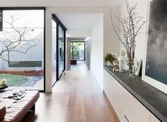 The Courtyard House by Robson Rak | est living