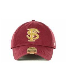 '47 Brand Florida State Seminoles Franchise Cap - Red L