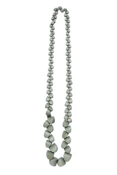 Elk Graduated Scales Necklace