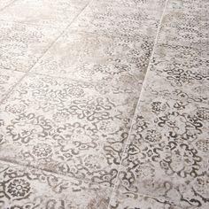 Master Shower Tile, Shower Floor Tile, Bathroom Floor Tiles, Wall Tiles, Master Bathroom, Oh My Chalk, Painting Tile Floors, Patio Tiles, Kitchen Flooring