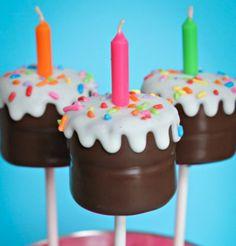 Mini Cakes, Cupcake Cakes, Make Birthday Cake, Happy Birthday, Jesus Birthday, Birthday Favors, Birthday Gifts, Yummy Treats, Sweet Treats