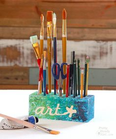 organize your pencil