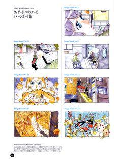 Yasuomi Umetsu Design Works - Wizard Barristers: Benmashi Cecil Art Book - Anime Books