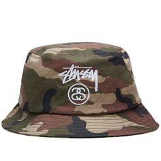 2b74f2e389f STUSSY STOCK LOCK HO14 BUCKET HAT