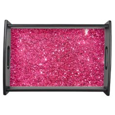 Glamour Hot Pink Glitter - - - A slightly #bokeh style image of #sparkling glitzy #hot #pink #glitter. Add a touch of glamor and luxury to your life! - - - Note: Glitter is printed. - - -   Check out all my designs at Tannaidhe's Designs!  http://www.zazzle.com/tannaidhe?rf=238565296412952401&tc=MPPin