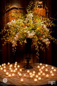 Renaissance Floral Design. This created great atmosphere. TG