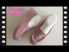 Tasarım patik taban yapımı - kolay taban yapımı - örgü taban ve hazır taban birleştirme - YouTube Crochet Shoes, Diy Crochet, Crochet Crafts, Hand Crochet, Baby Knitting Patterns, Crochet Patterns, Winter Quilts, Vintage Mode, Selling Jewelry