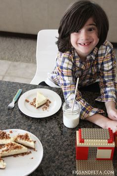 Baklava Cheesecake Wedges