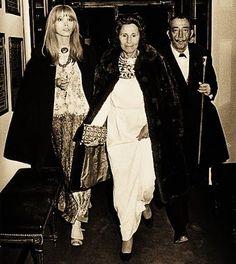 Amanda Lear, Gala Dalí, Salvador Dalí
