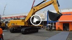 LiuGong 950E demo Asia, Construction, Building