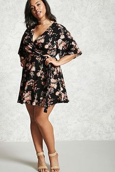 6981080f615 Get the looks you love with women s plus size clothing from Forever 21.  Shop for