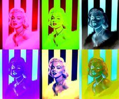 Marilyn by sFREAKdillon47