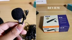 Ahuja UTP- 30 Unidirectional Lavalier Microphone Review