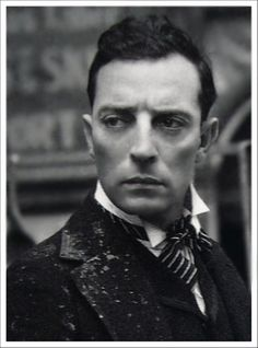 Buster Keaton-To me, the funniest of the silent comedians. At a theater in Hollywood, I once watched a sold out crowd (mainly 20 and 30-somethings) roar at his antics, and I saw that true art is timeless.