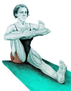 So what kind of muscles do you stretch when you do yoga? Look at these stretching exercises with pictures do find out - Vicky Tomin is a Yoga exercise Stretching Exercises, Stretches, Muscle Groups, Massage Therapy, Yoga Meditation, Zen Yoga, Asana, Excercise, Yoga Fitness