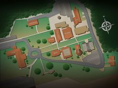 Need help finding your way around campus? #RMCAD