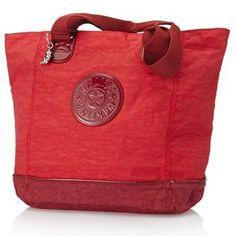 Kipling Basic Tote Festival Shopper Combo Shoulder Bag