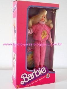 BARBIE ESTRELA: BARBIE ESTRELA - BARBIE ESTRELA 1986