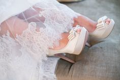 O sapato da noiva!! #virginiamanssan #weddingshoes #wernershoes
