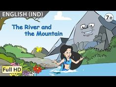 """The River and the Mountain : Learn English (IND) with subtitles - Story for Children """"BookBox.com"""" - YouTube"""