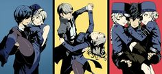 Persona'S 5 Anime, Anime Art, Persona Crossover, Persona 3 Portable, Velvet Room, Shin Megami Tensei Persona, Akira Kurusu, Persona 4, Video Game Art