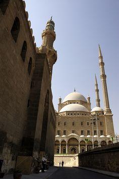 Citadel  Cairo, Egypt