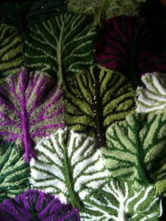 Great knit Cabbages