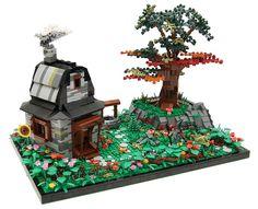 Texture & tree design